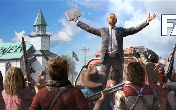 Papéis de Parede Jogo de Far Cry 5, Ubisoft