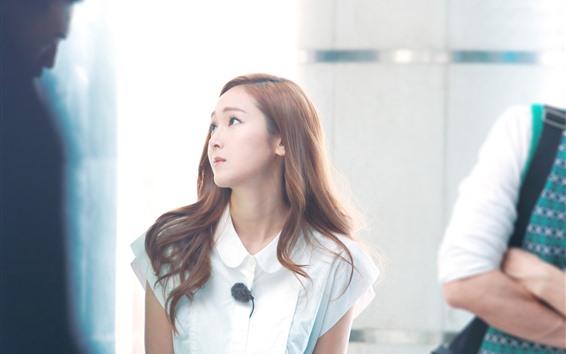 Fondos de pantalla Kim Taeyeon, SNSD, chica coreana