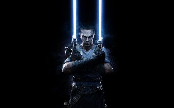 Wallpaper Star Wars: The Force Unleashed 2