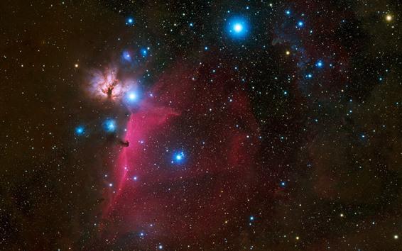 Fondos de pantalla Estrellas, estrellado, espacio, galaxia