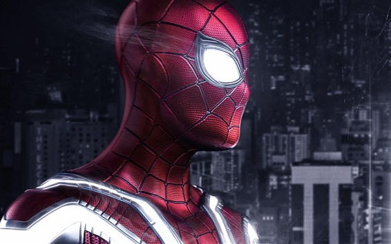 Fondos de pantalla Superhéroe, hombre araña