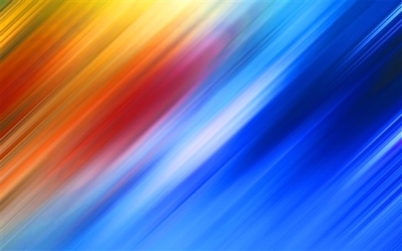 Wallpaper Colorful abstract background, rainbow colors