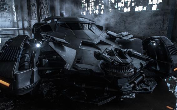 Wallpaper Cool car, batmobile