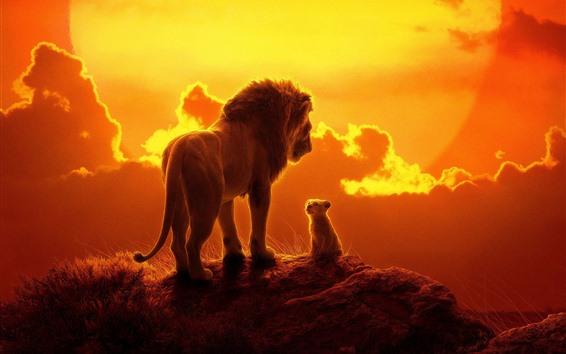 Wallpaper The Lion King 2