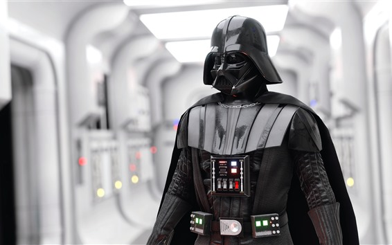 Wallpaper Darth Vader, Star Wars: Battlefront II