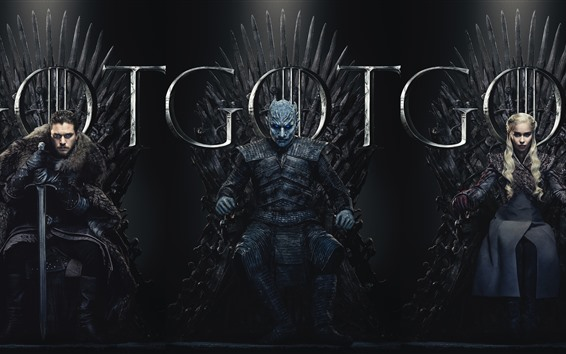 Wallpaper Game of Thrones, hot TV series