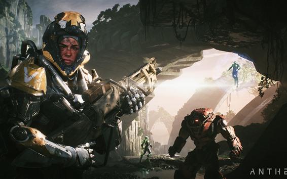 Fond d'écran Hymne, jeux E3