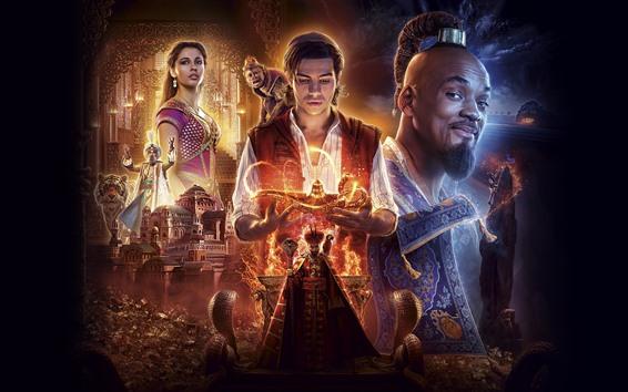 Papéis de Parede Aladim, 2019 filme