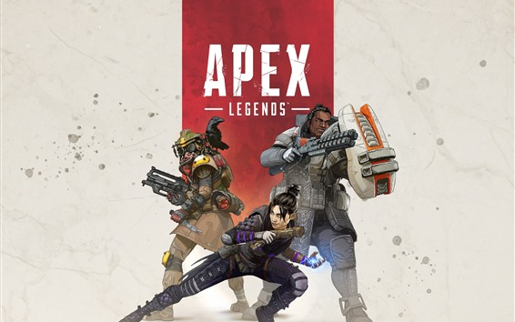 Fondos de pantalla Apex Legends