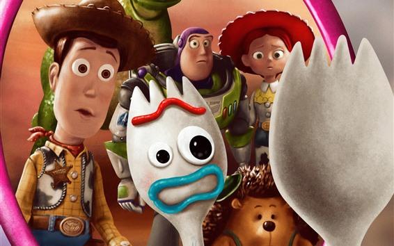 Papéis de Parede Filme da Disney, Toy Story 4