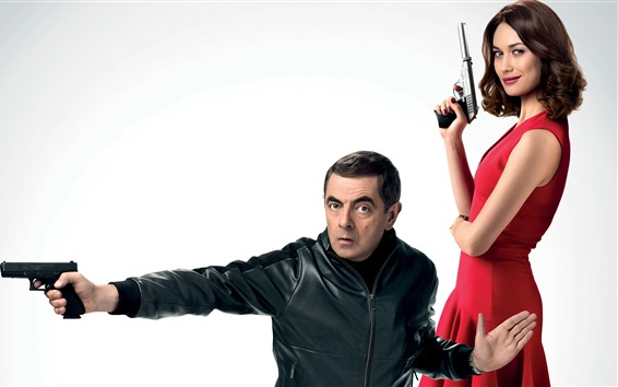 Wallpaper Johnny English Strikes Again