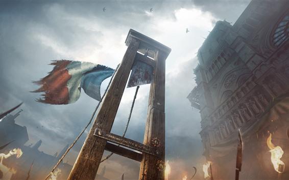 Fondos de pantalla Assassin's Creed, Francia, París