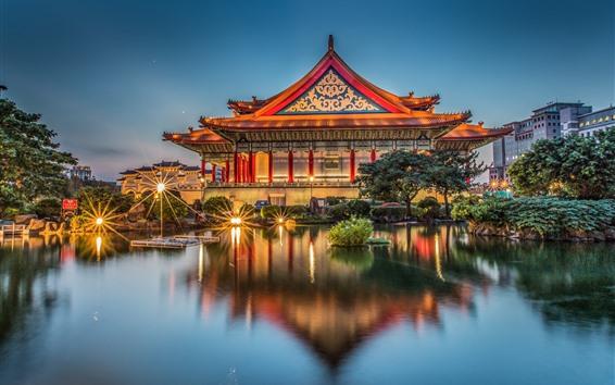 Обои Тайвань, Тайбэй, Мемориальный зал Чан Кайши