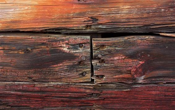Papéis de Parede Madeira, textura de fundo, marrom