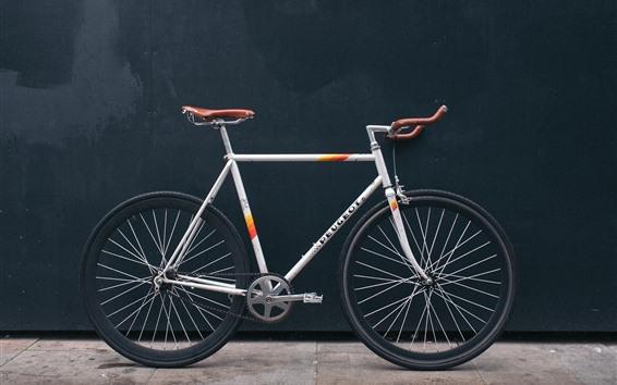 Wallpaper Peugeot bike