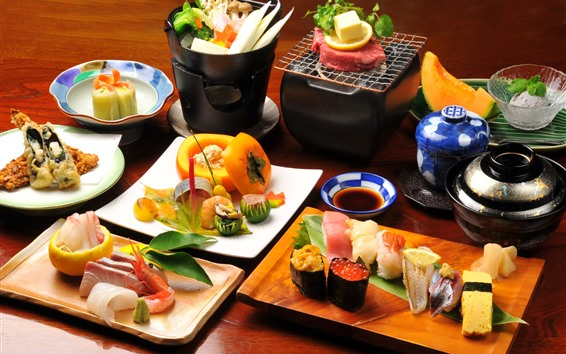 Hintergrundbilder Leckeres Essen, japanische Küche