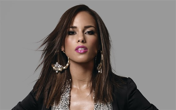 Wallpaper Alicia Keys 02
