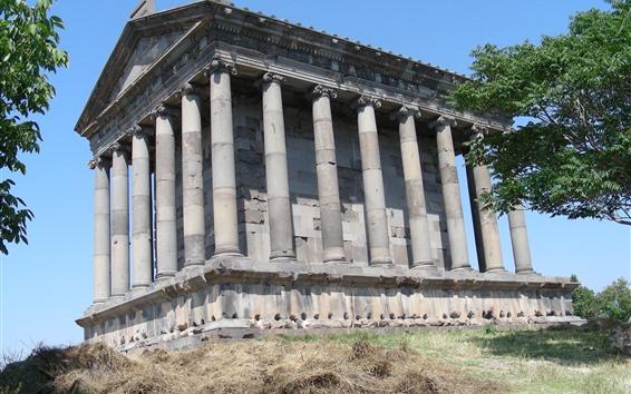 Wallpaper Armenia, fortress, building