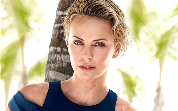 Wallpaper Charlize Theron 14