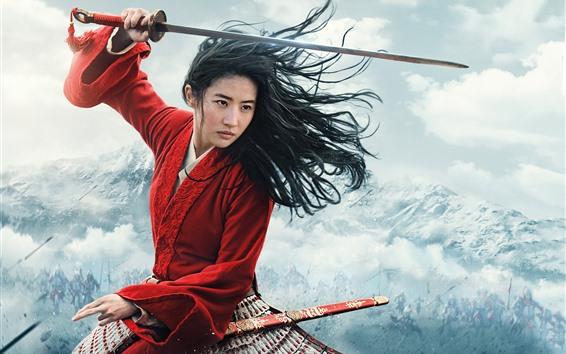 Papéis de Parede Mulan 2020 filme