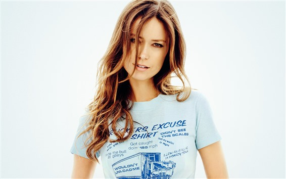 Wallpaper Summer Glau 10