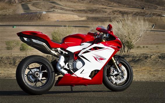 Fondos de pantalla Motocicleta MV Agusta