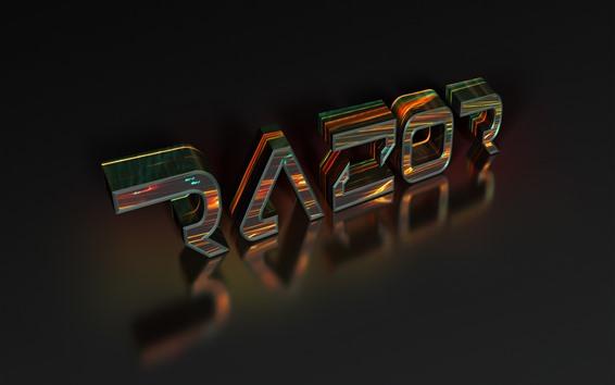 배경 화면 3D 디자인, 단어