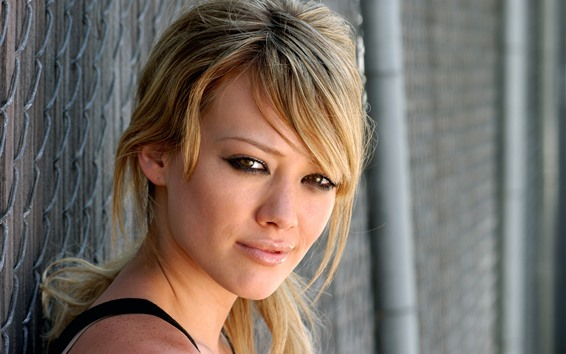 Fond d'écran Hilary Duff 13