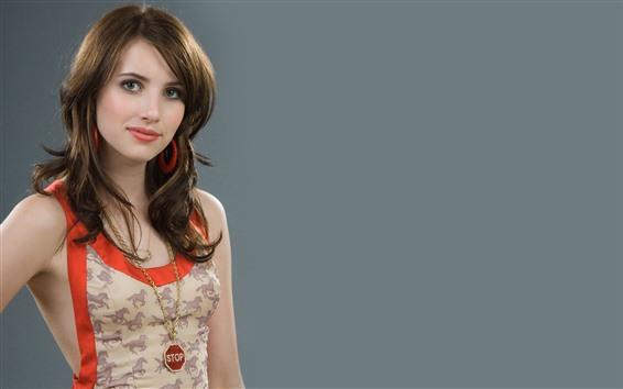 Wallpaper Emma Roberts 11