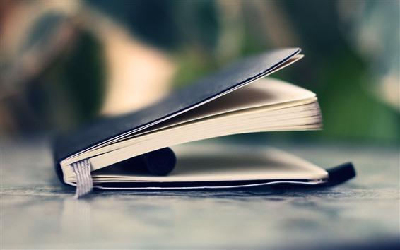 Fondos de pantalla Un libro, naturaleza muerta, nebuloso