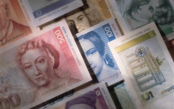 Обои Деньги Германии, валюта