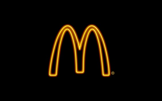 Wallpaper Mcdonalds logo
