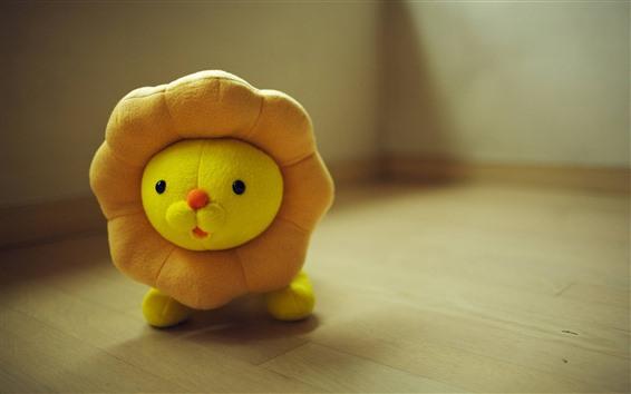 壁紙 ライオンのおもちゃ