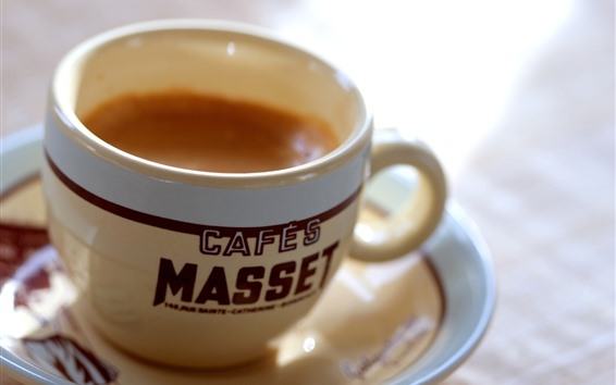 Papéis de Parede Xícara, café, pires