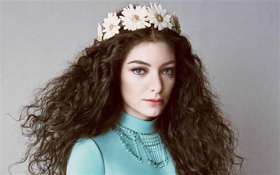 Fond d'écran Lorde 02