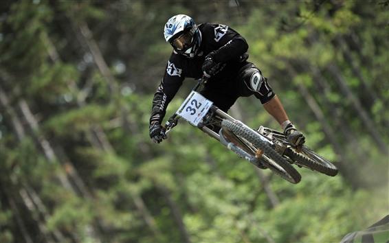 Wallpaper Biking, race, downhill