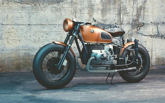 壁紙 BMW R80オートバイ