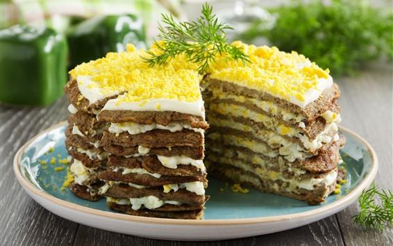 Обои Торт, еда, украшение