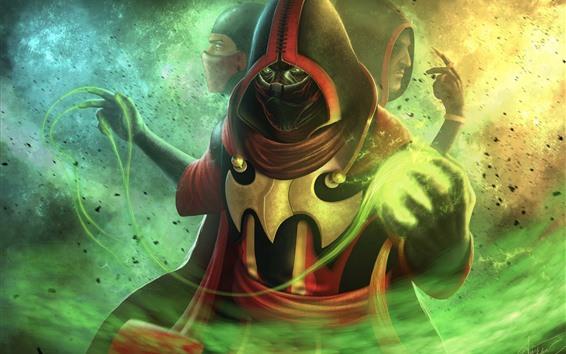 Wallpaper Mortal Kombat, ninja, game