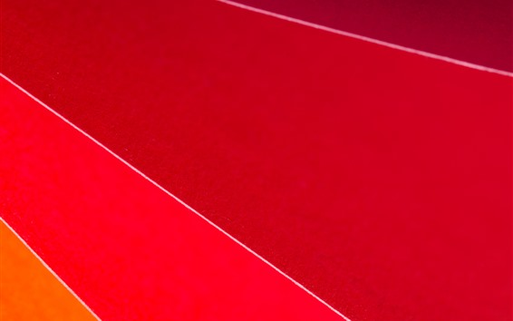 Wallpaper Form, red, abstract