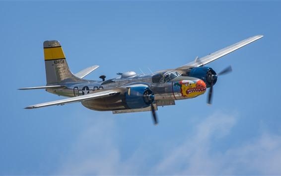 Hintergrundbilder Douglas A-26 Bomber