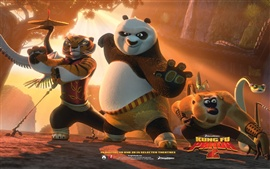 Preview wallpaper 2011 Kung Fu Panda 2