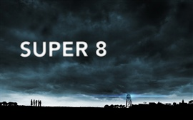 Preview wallpaper 2011 Super 8
