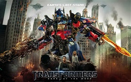 Preview wallpaper 2011 Transformers 3