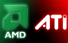 Preview wallpaper AMD and ATI
