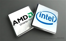 Preview wallpaper AMD and Intel