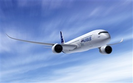 Preview wallpaper AirBus A350
