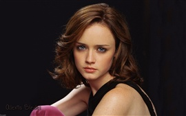 Preview wallpaper Alexis Bledel 01
