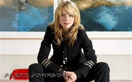 Preview wallpaper Alexz Johnson 01