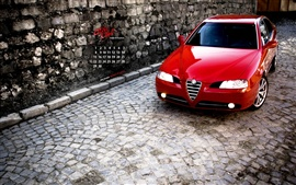Preview wallpaper Alfa Romeo 166 MK2 24 JTD